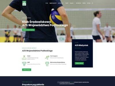 Realizacja: AZS Białystok